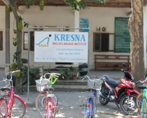 Tampak depan Office Kresna