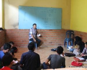 Suasana dalam kelas