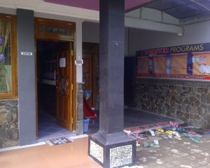 Tampak Luar Office Webster