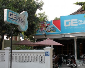 Tampak Depan Office Global E