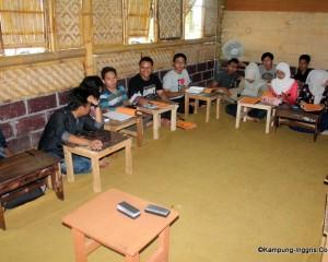 Suasana Belajar dalam Kelas
