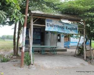 Salah Satu ruang kelas Universal