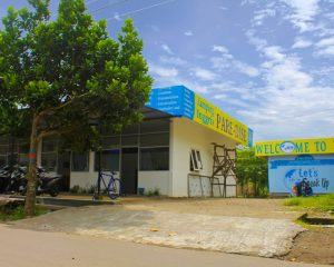 1_PAREDISE_Tampak depan office
