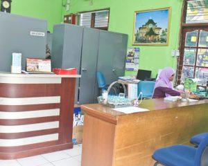 2_MAHESA_Tampak dalam office