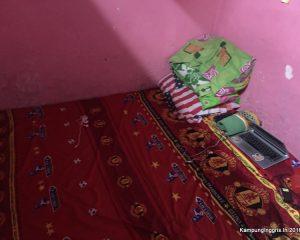 4_the benefit tampak dalam kamar camp putri 3